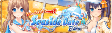 Seaside Date Event Banner