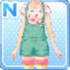 Middle Sister's Overalls