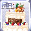 RR Giant Christmas Cake Yellow