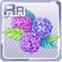 Hydrangea Garland Purple