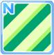 Dreamboxstripesgreen