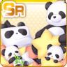 Relaxing Panda Friends