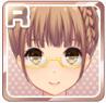 Half-Rim Glasses Yellow