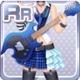 Punk Guitarist Blue