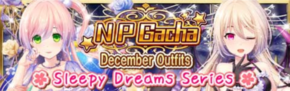 Sleepy Dreams Series Banner