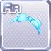 Cute Ribbon Hairband Blue