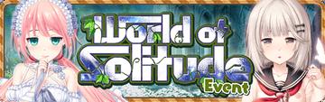 World Of Solitude Event Banner
