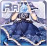 Glass Priestess Blue