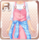 Farmer's Overalls Pink