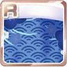 Low-Lying Blanket Blue