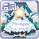 Major Arcana No 17 The Star Green
