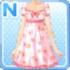 Flowered Dress Pink