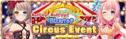 Roll Up, Roll Up Bizarre Circus Event