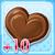 Choco Heart 10