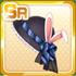 Bunny Eared Mini Hat