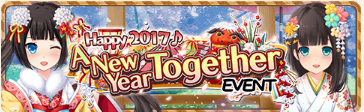 A New Year Together Event