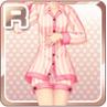 Stripy Pajamas Pink