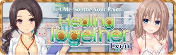 Healing Together Banner