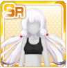 White Crane Hair
