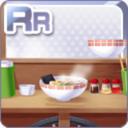 Ramen Stall Counter