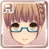 Half-Rim Glasses Green
