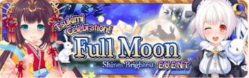 Full Moon Event Banner