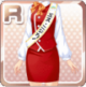 Miss Dream Girlfriend Red