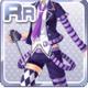 Punk Vocalist Purple