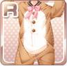 Animal Pajamas Bear