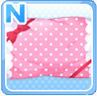 Lovely Dotted Pillow