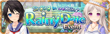 Rainy Date Event Banner