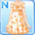 Flowered Dress Yellow