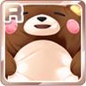 Big Fluffy Bear Bed