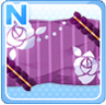 Elegant Rose Pillow