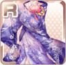 Kaleidoscope Kimono Purple
