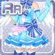 Magical Heroine Blue