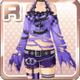 Tattered Punk Purple