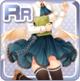 Blue Robin Angel Emerald