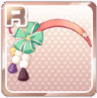 Wagashi-Style Hairband Pink