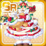 SR Lil' Miss Christmas