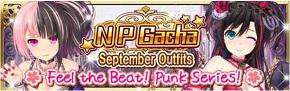 Punk Series Banner