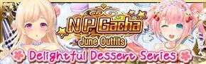 Delightful Dessert Series Banner