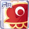 Koi Fish Futon Red