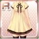 Long Ribbon Dress Beige