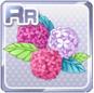 Hydrangea Garland Pink