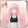 Sweet Long Hair Pink