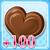 Choco Heart 100