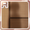 Tatami Floors Dark Brown