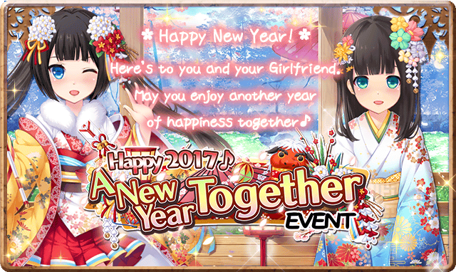 a new year together