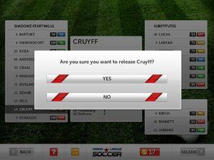 Cruyff Free Transfer